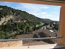 La vallée de L'Eygues.