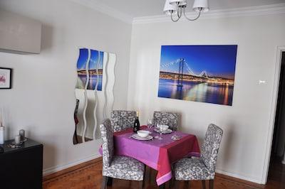 Entrecampos, Lisbonne, District de  Lisbonne, Portugal