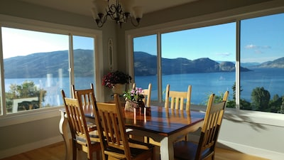 The Cottage in Peachland