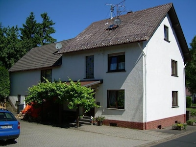 Kelberg, Palatinat du Rhin, Allemagne