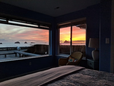Gorgeous Ocean front sunsets!