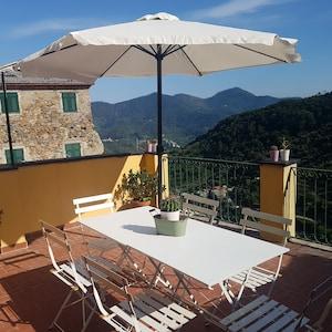 A Ciassa  - La terrazza - Cod. CITRA 011017-CAV-0013