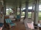 Tiki Bar Under Deck