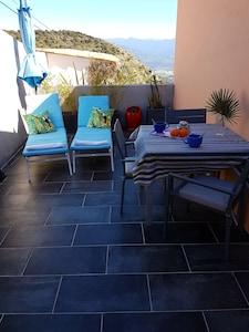 Alata, Corse-du-Sud, France