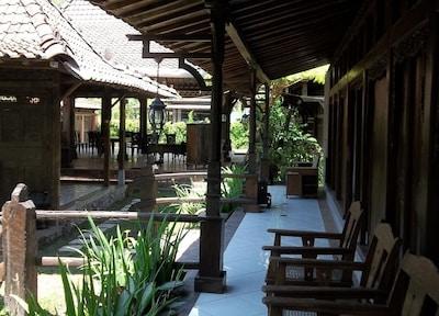 Mulyodiharjo twin traditional Javanese