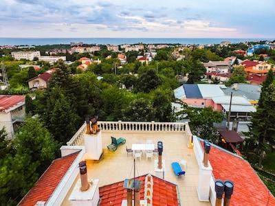 Sveti Sveti Konstantin & Elena Monastery, Varna, Varna Province, Bulgaria