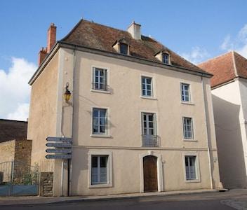 Charolles, Saone-et-Loire, France