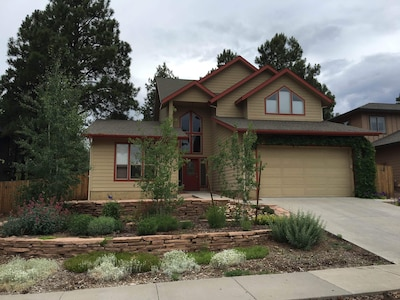 Welcome to our beautiful and cozy Flagstaff home!