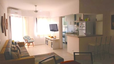 Lindo Apartamento a poucos metros da praia.