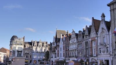 Beuvry, Pas-de-Calais (département), France