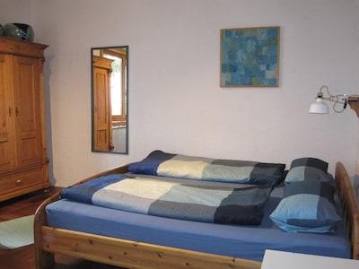 Baumzauber-Schlafzimmer