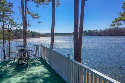 Let your worries float away as you relax at this incredible vacation rental.