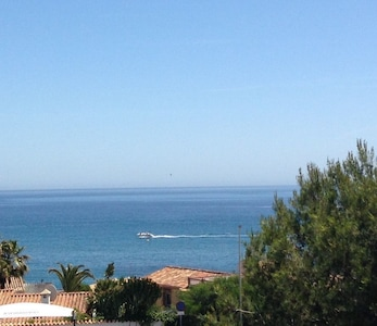 Breathtaking sea views
