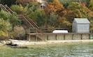 beach and decks