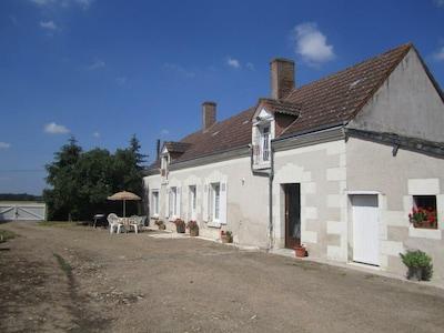 Chaumont-sur-Loire, Loir-et-Cher (département), France
