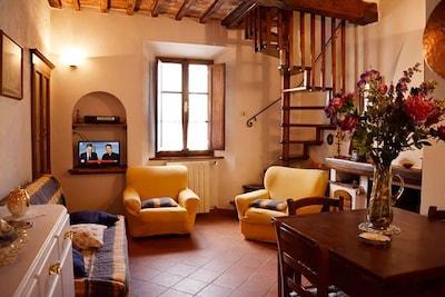 Torniella, Roccastrada, Toscane, Italië