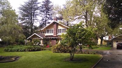 The Big Old Farm House