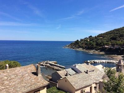 Porticciolo Marina, Cagnano, Haute-Corse, France
