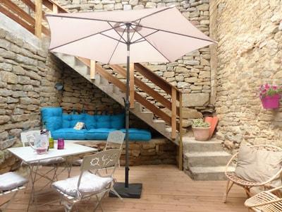 Laure-Minervois, Aude (département), France