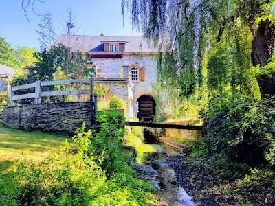 Tresboeuf, Ille-et-Vilaine, France