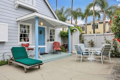 Balboa Island, Newport Beach, Californie, États-Unis d'Amérique