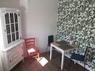 Wohnzimmer - mit Esstisch