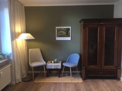 Schlafzimmer - Wohnecke