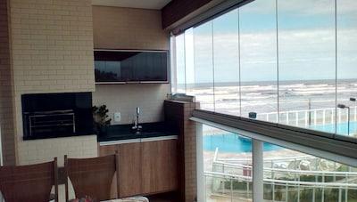 Apartamento para Temporada no Resort Itanhaém - Lazer e Sossego