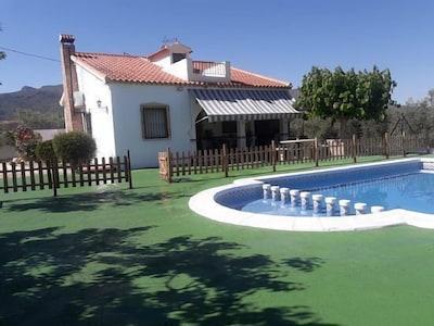 Los Olmos, Socovos, Kastilien-La Mancha, Spanien