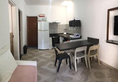 Casa para temporada em Caraguá, 800mts da praia