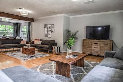 Braeswood Place, Houston, Texas, USA