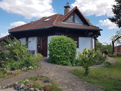 Haus im Elsass - Idyllische Weinberge,  Kultur und ausgezeichnete Küche