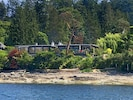 The Lands End Retreat from the water. Come see for yourself.