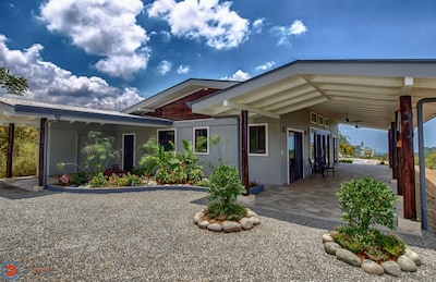 3 bedrooms/2 full baths, gated and private, carport, A/C