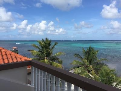 Oceanfront 4th floor view