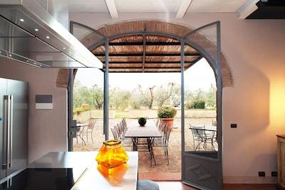 Exclusive Villa with Pool near San Gimignano
