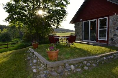 Stone Cottage Patio