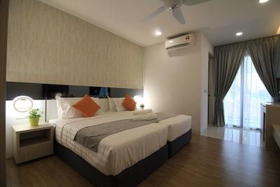 #1 Tropical Evilla Studio Apartment
