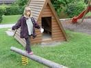 Spielen am Ferienpark