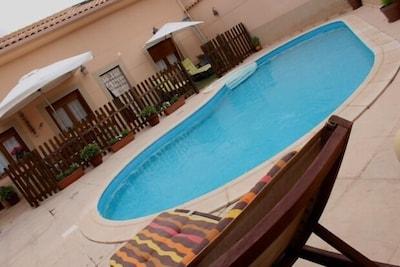 Casa Rural La Cervantina para 10 personas