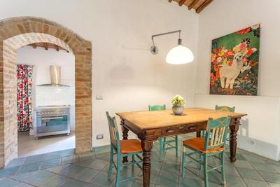 Borgo S.Lucia - Casa degli Ulivi in Chianti 15b  - sconti per soggiorni lunghi -