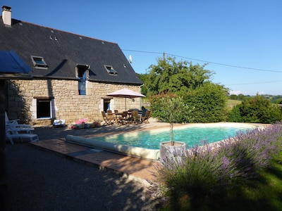 Hautefage, Correze, France