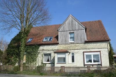 Station Eschede, Eschede, Nedersaksen, Duitsland
