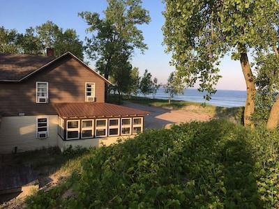 Sandy Beach At Your Front Door