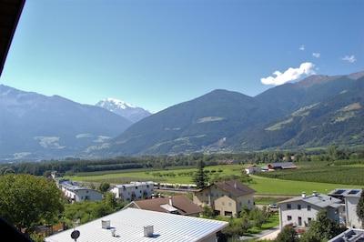 Golfclub Val Venosta, Prato allo Stelvio, Trentino-Zuid-Tirol, Italië