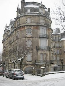 residence metropole hiver