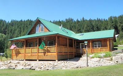 White Pine Lodge awaits!