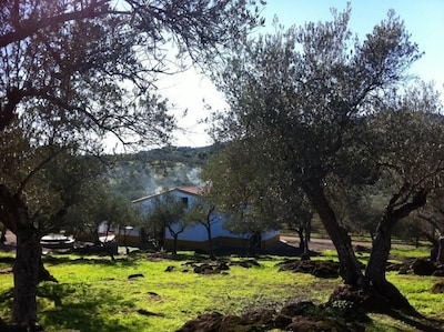 Cala, Andalousie, Espagne