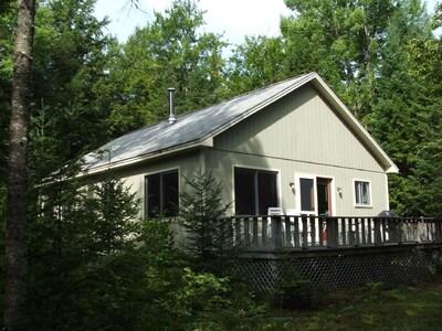 2 Bedroom Camp (Log Cabin not shown)