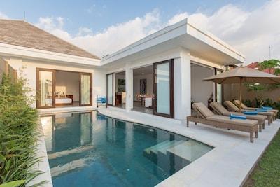 2 bed Luxury Villa in Seminyak Villa